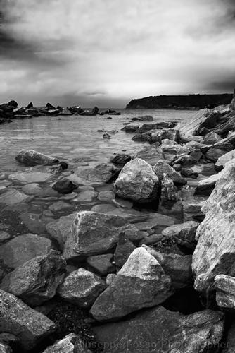 Mare d'inverno - Saline joniche (2136 clic)