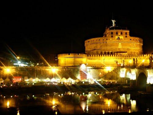 Castel Sant'Angelo - Roma (4013 clic)