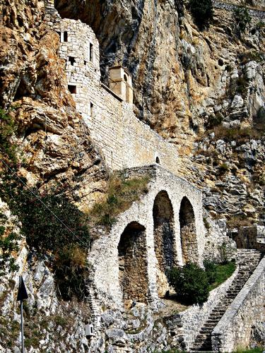L'eremo di San Cataldo - Rieti (4481 clic)
