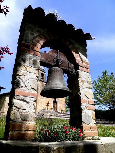 Santuario SS. Trinità - (vicino Lago del Salto) - Fiamignano (1841 clic)