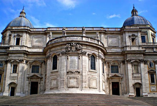 Basilica Santa Maria Maggiore - Roma (2112 clic)