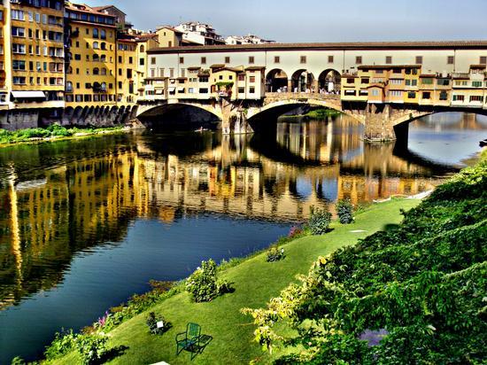 Il Ponte Vecchio  - Firenze (2948 clic)