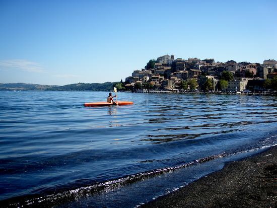 Lago di Bracciano - Anguillara Sabazia (4775 clic)