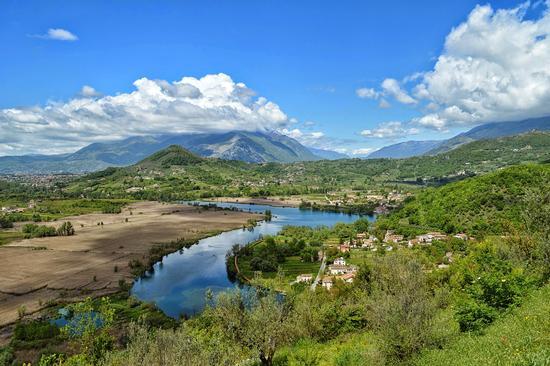 Lago Posta Fibreno (734 clic)