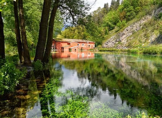 Lago Posta Fibreno (1095 clic)