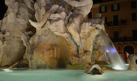 Piazza Navona - Roma (1055 clic)