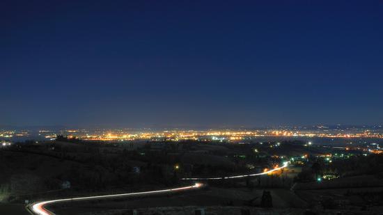Alessandria di notte (2794 clic)