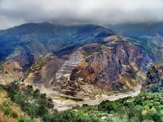 Sentieri valle del Rosmarino - Nebrodi (2977 clic)
