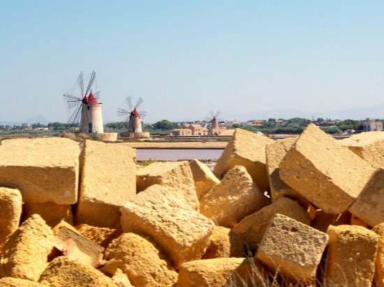 Marsala - La via del sale (3182 clic)