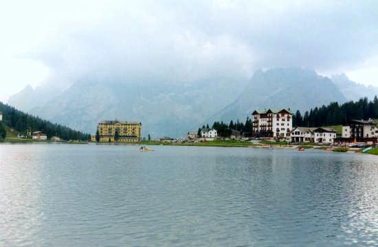 Misurina - Il Lago (2958 clic)