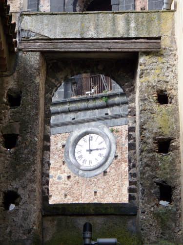 Randazzo -  Orologio della Chiesa di San Nicola   (3612 clic)
