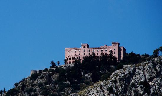 Castello Utveggio Palermo (2189 clic)