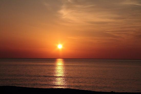 tramonto  - Isola delle femmine (2467 clic)
