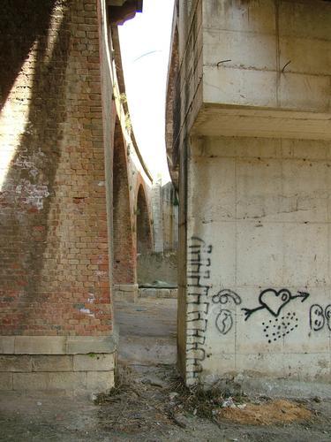 ponte vecchio e nuovo - Lercara friddi (2934 clic)