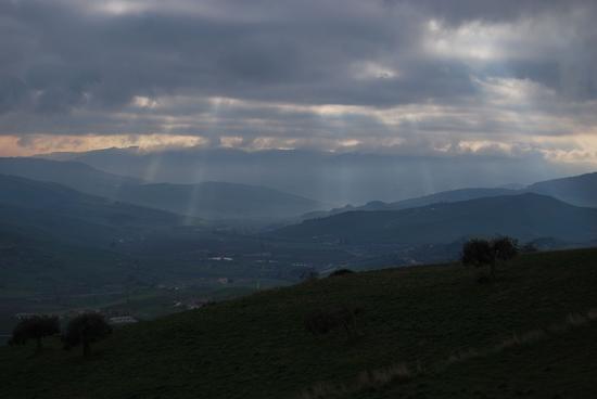 la luce - Lercara friddi (2260 clic)
