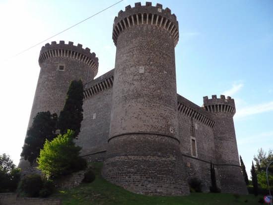 Rocca Pia - Tivoli (4274 clic)