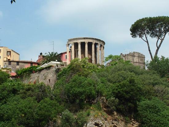 tempio della Sibilla - Tivoli (8224 clic)