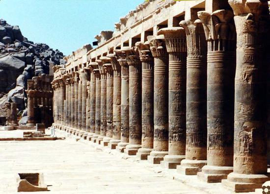Basso Egitto, Assuan (716 clic)