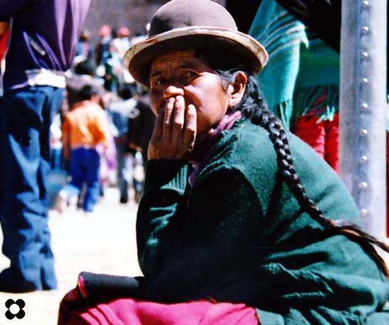 Lago titicaca al mercato di Juli -  - inserita il 26-Jul-11