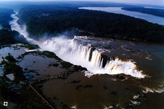 Le Cascate di Iguassù (849 clic)