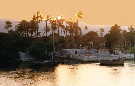 aurora sul Nilo (780 clic)