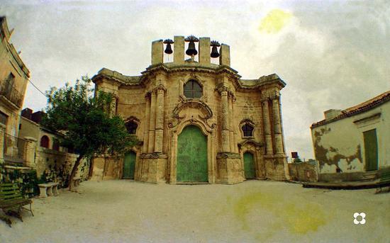 Buscemi '96, Chiesa di S. Antonio del XVII sec. (5625 clic)
