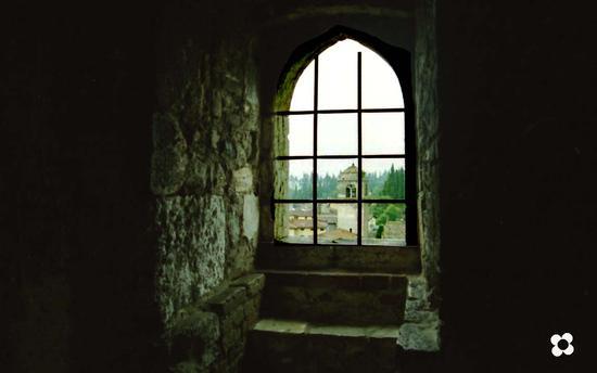 dal castello - Sirmione (1292 clic)