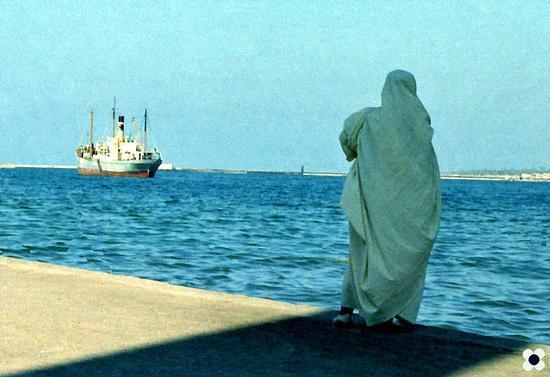 Tripoli, aspettando la partenza  (582 clic)