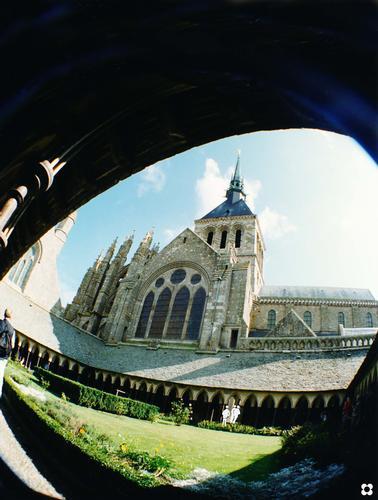 Mont San Michel (549 clic)