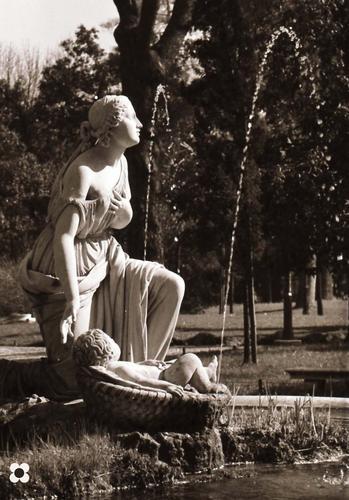 Villa Borghese - Roma (3296 clic)