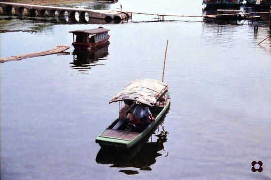 sul fiume Lijiang (498 clic)