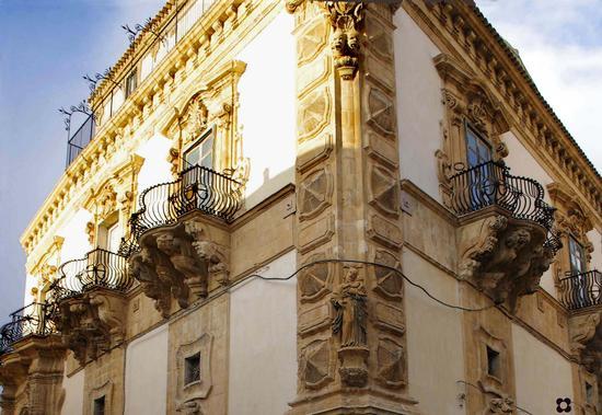 Palazzo Beneventano - Scicli (3509 clic)