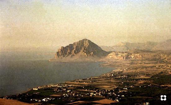 Monte Cofano - Erice (1550 clic)