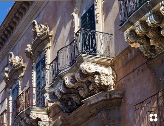 Palazzo Manenti - Modica (1956 clic)