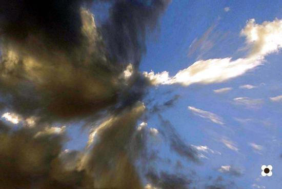 nuvole bianche lontane - Modica (2069 clic)