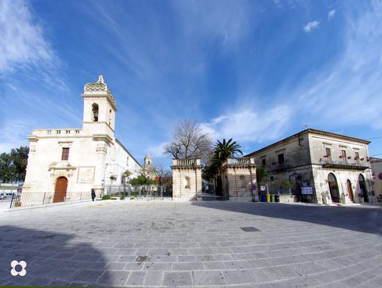 Ragusa Ibla, ingresso della Villa Comunale (3284 clic)