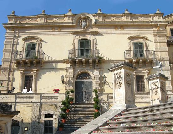 Palazzo Polara - Modica (3930 clic)