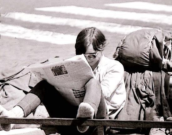 relax a Piazza di Spagna - Roma (2258 clic)