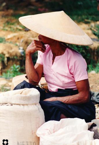 Indonesia, vendita riso (548 clic)