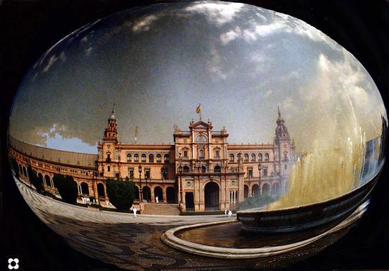 Siviglia, Piazza di Spagna (1020 clic)