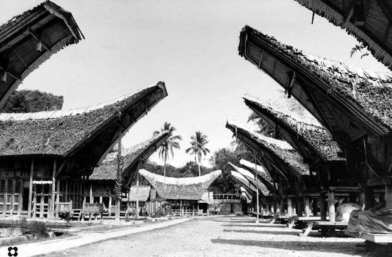 Borneo, villaggio Toraja (766 clic)