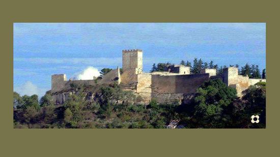 Castello di Lombardia - ENNA - inserita il 05-Nov-12