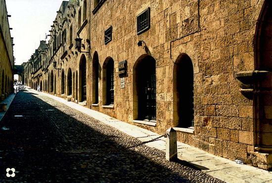 Rodi, Via dei Cavalieri (818 clic)
