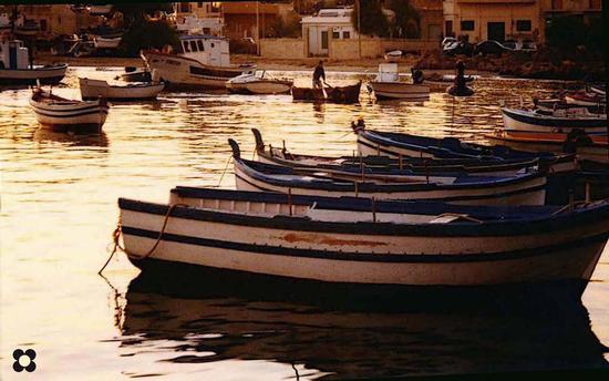 barche al crepuscolo - Marzamemi (2757 clic)