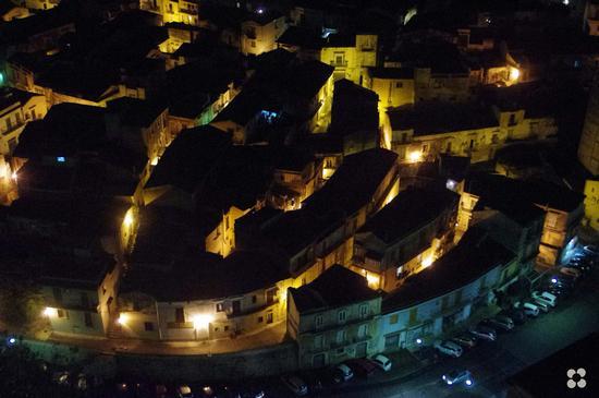 dal Castello, panorama est - Modica (235 clic)