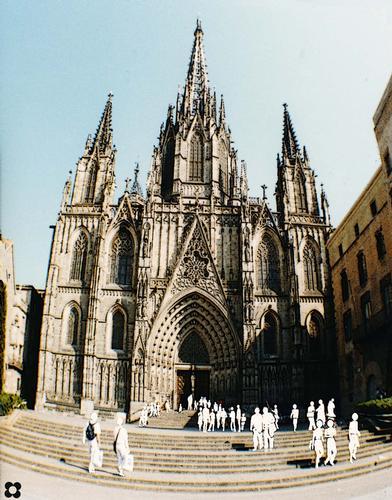 Barcellona, Cattedrale (753 clic)