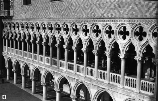 Palazzo Ducale '99 - Venezia (1125 clic)