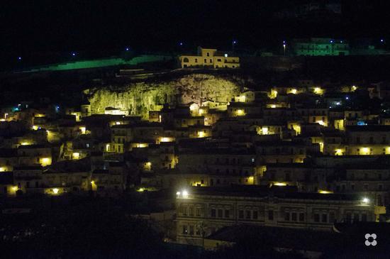 dal Castello, panorama ovest - Modica (198 clic)