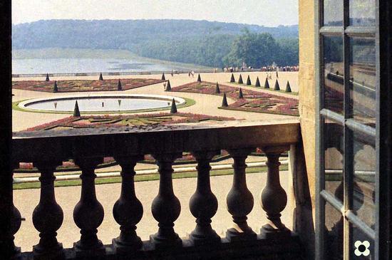 Versailles, geometrie (630 clic)