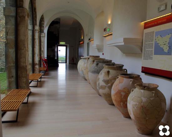 il museo - Aidone (1165 clic)